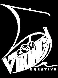Red Viking Logo Footer