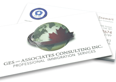 Graphic Design Edmonton RVC_BusinessCards-GES