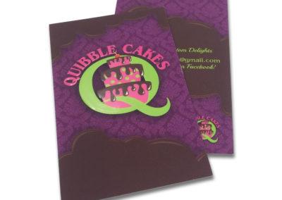 Graphic Design Edmonton RVC_BusinessCards-QuibbleCakesI