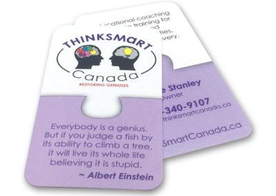 Graphic Design Edmonton RVC_BusinessCards-ThinkSmart