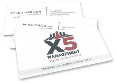 Graphic Design Edmonton RVC_BusinessCards-X5