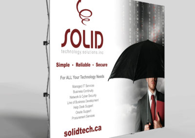 Graphic Design Edmonton RVC_DisplayBooth_SolidTech