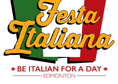 Graphic Design Edmonton RVC_Logo-FestaItaliana
