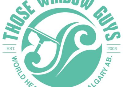 Graphic Design Edmonton RVC_Logo-ThoseWindowGuys