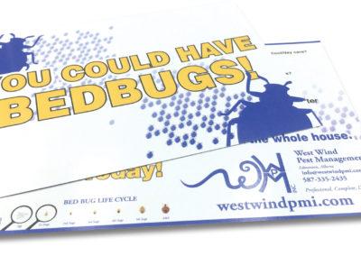 Graphic Design Edmonton RVC_Postcards-WestwindPest