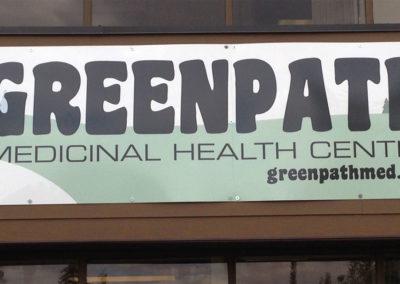 Graphic Design Edmonton RVC_Sign_GreenPath