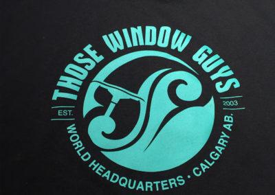 Graphic Design Edmonton RVC_TShirt_ThoseWindowGuys
