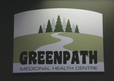 Graphic Design Edmonton RVC_WallDecal-GreenPath
