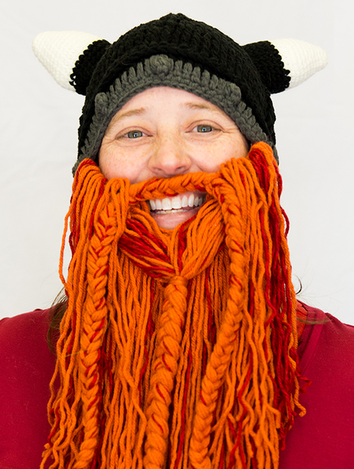 Red The Viking